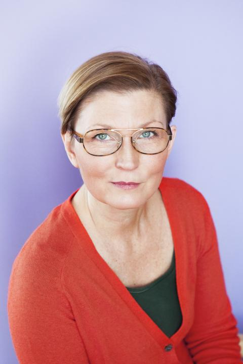 RFSU:s generalsekreterare Maria Andersson