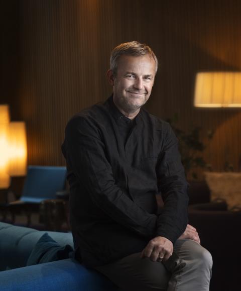 Jacob Dahlberg blir hotelldirektör på Downtown Camper