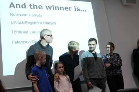 Vinnare av Minimeringsmästarna 2015