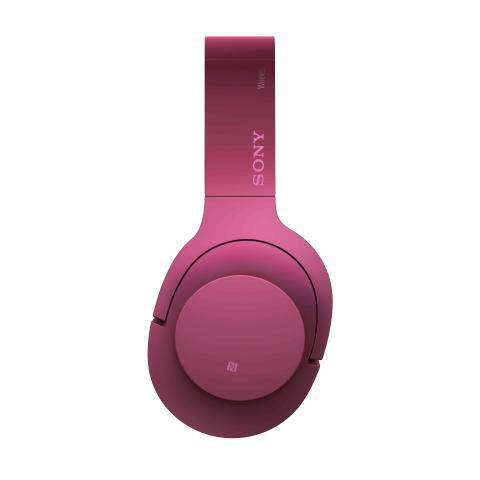 MDR-100ABN von Sony_Bordeaux-Pink_03