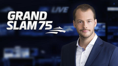 Grand Slam 75 - Mikael Hagberg
