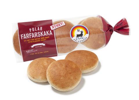 Farfarskaka – en klassisk nyhet!