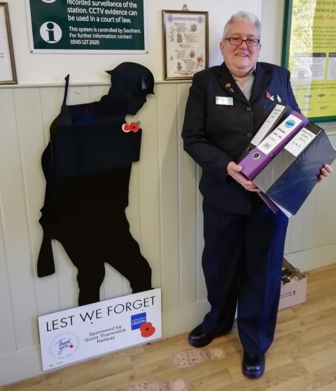 ​World War One sacrifices of Brighton railway workers remembered thanks to Sussex mum