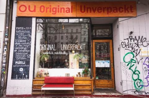 Förpackningsfri butik i Berlin – och Göteborg?