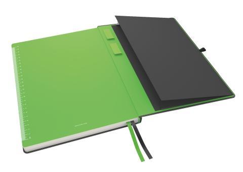 Leitz Complete anteckningsbok bakre uppslag