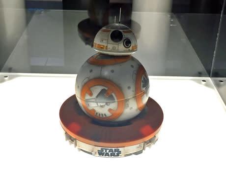 CES 2016 Star Wars BB-8