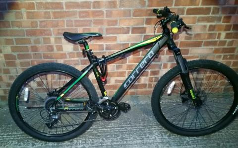 Suspected stolen property found in Hightown - Is this yours?