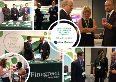 HFMA Foundation Trust Conference