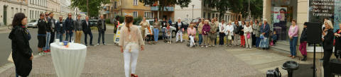 Salon Benn feiert 30-jähriges Jubiläum und Bärenherz ist dabei
