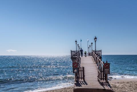 Oplev den spanske solkyst Marbella