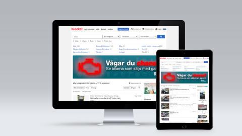 Stor kampanj för Sveriges bilhandlare