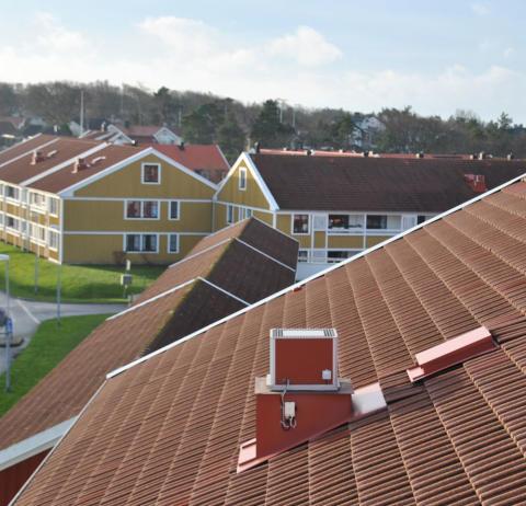 Med EC-lågenergifläktar slapp stor bostadsrättsförening både störande ljud  och onödiga renoveringskostnader
