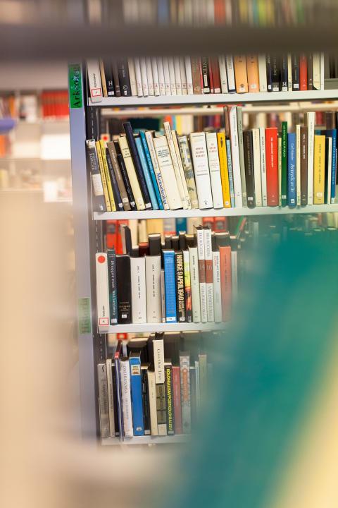Biblioteken stängs på grund av IT-problem