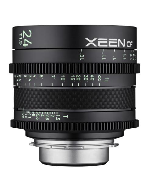 XEEN CF 24mm Side