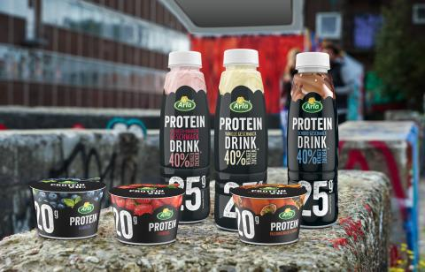 Arla Protein Range