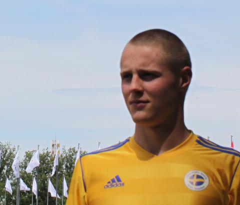 Erik Persson putsade sitt nya rekord från förmiddagen ytterligare - Nytt svenskt juniorrekord på 200 medley av Kungsbackas Erik Persson på Universiaden