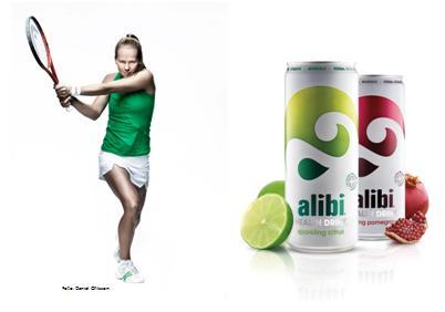 Alibi Drink sponsrar Johanna Larsson!