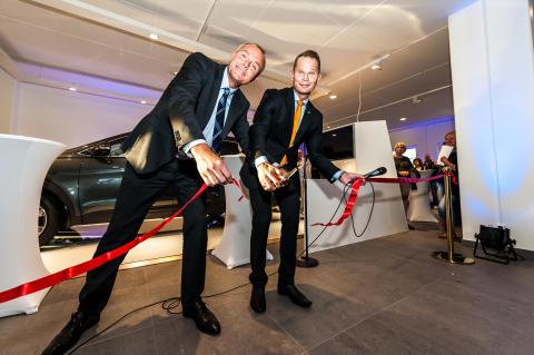 Bilia öppnar ny Hyundai-anläggning i Segeltorp