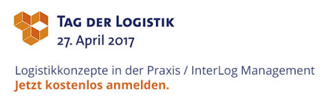 Logistikkonzepte in der Praxis - InterLog Management beim Tag der Logistik 2017