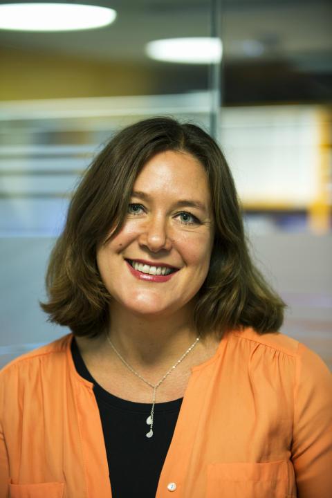 Sofia Berg Horner, chefsjurist på Riksbyggen