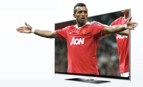 Finalen i UEFA Champions League i 3D hos Viasat og Altibox