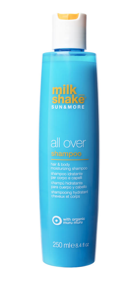 milkshake sun&more all over shampoo