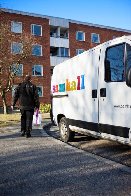 Hultsfreds kommun förlänger avtal med Samhall - Säkrar jobb till sex personer