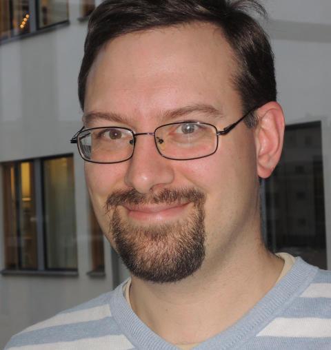 Henrik Gréen, docent i farmakogenetik