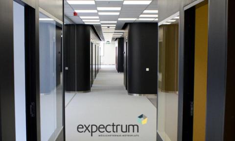 """Zenton levererar kreativ ljuddesign till """"Expectrum - möjligheternas mötesplats"""" i Västerås med hjälp av forskning från NASA."""