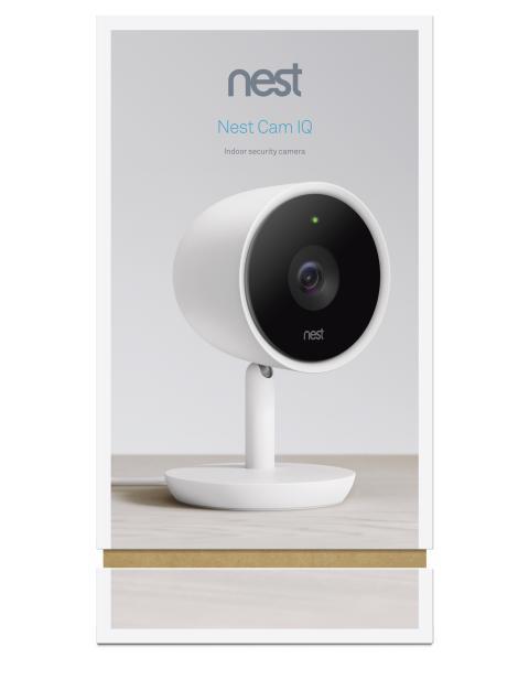 Nest Cam IQ 3