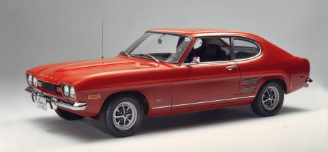 Das halbe Jahrhundert ist voll: Vor 50 Jahren zeigte der Ford Capri, was ein wahrer Volkssportler ist