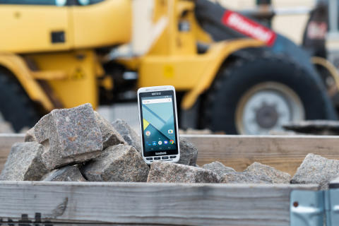 ​NAUTIZ X2 All-In-One Rugged Android Handheld Upgraded to Android 6.0