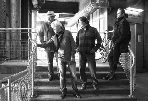 BONEFISH släpper debutalbum och spelar i Stockholm, London, Wales och Bryssel