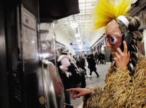 Textilhögskolan skriver historia på London Fashion Week