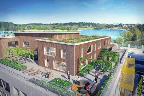 Kvarteret-Hilton-Vasakronan:Sweco
