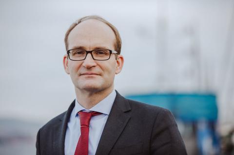 HaV:s generaldirektör: Hållbarhet och utveckling viktiga utmaningar kommande åren