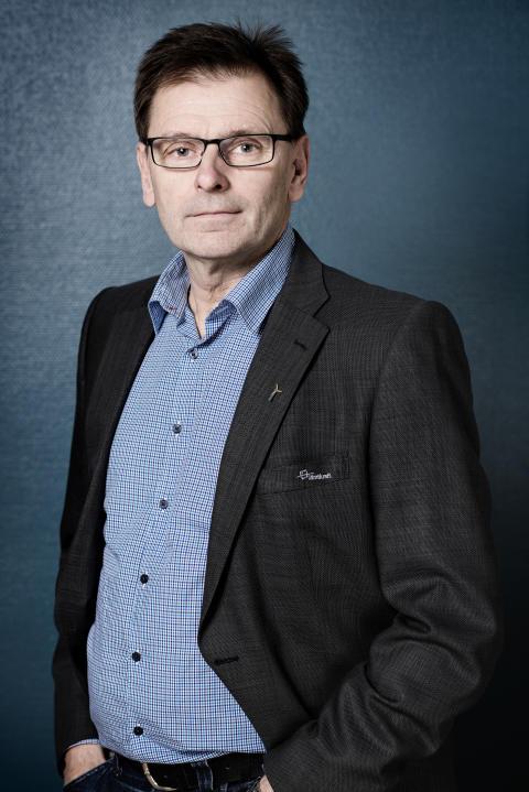 Tommy Borgh, chef för Elproduktion