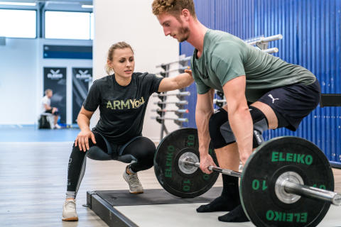 Eleiko Chosen as United States Army Strength Equipment Bulk Buy Partner