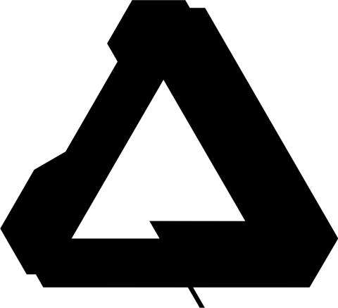 Affinity icon black for web