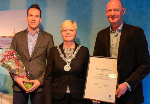 Stavanger lufthavn tildelt pris for verdifull innsats for funksjonshemmede