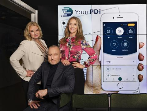 Lyxfällans Magnus Hedberg investerar i appen YourPDi