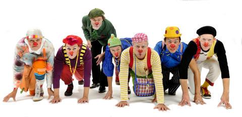 Clownronden får Region Skånes kulturpalett 2015