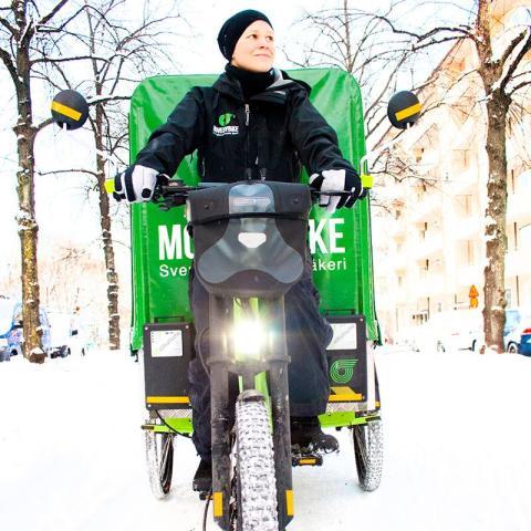 movebybike vinter lastcykel