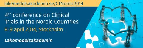 4th conference on Clinical Trials in the Nordic Countries -