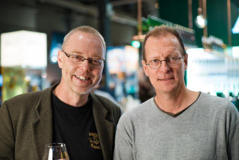 Vinnarna av SM i hembrygd öl