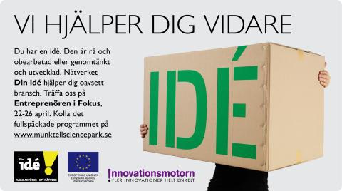 V.17 Entreprenören i Fokus 22-26 april 2013
