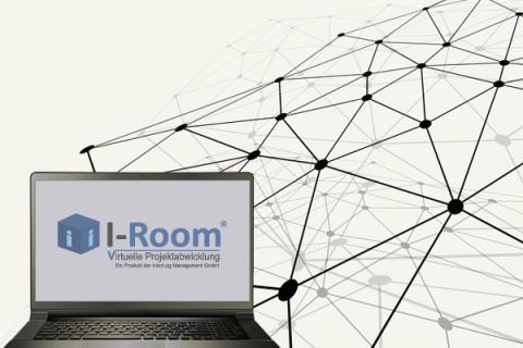 """Professionelles Projektmanagement mit der Web-Applikation """"I-Room®"""" - ein Produkt der InterLog Management GmbH"""