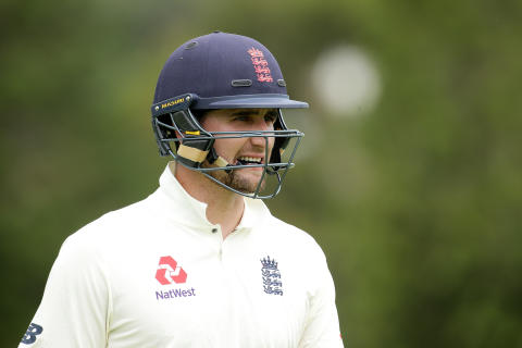 England name Test squad for New Zealand tour