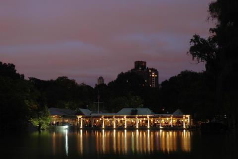 Trots allt – Central Park om natten är numera ganska säker