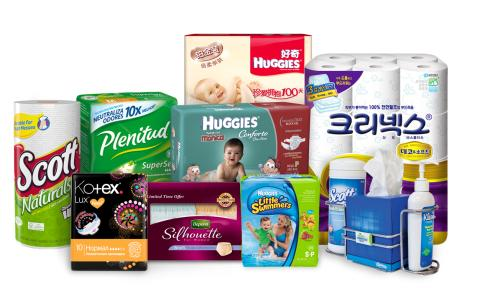 Kleenex-Maker Sees Need for Premium Products Tailored for Asians
